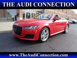 Audi TT 2.0T quattro - AWD 2.0T quattro 2dr Convertible