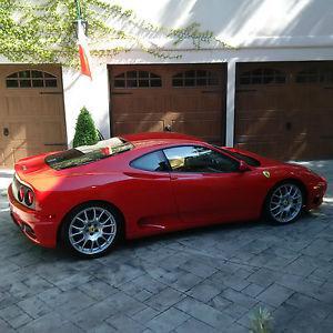 Ferrari 360 Modena Coupe 2 Door