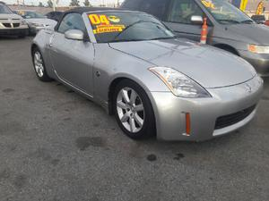 Nissan 350Z - Touring 2dr Roadster
