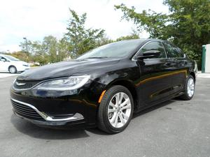Chrysler 200 Limited - Limited 4dr Sedan
