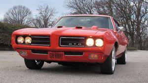 Pontiac GTO Goat