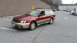 Subaru Outback Limited - AWD Limited 4dr Wagon