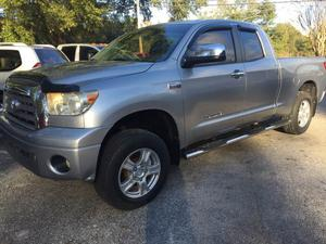 Toyota Tundra Limited - Limited 4dr Double Cab 4WD SB