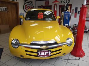 Chevrolet SSR LS - 2dr Regular Cab Convertible LS Rwd