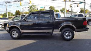Ford F-150 Lariat - 4dr SuperCrew Lariat 4WD Styleside