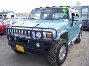 HUMMER H2 SUT - 4dr Crew Cab 4WD SB