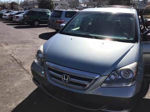 Honda Odyssey EX - EX 4dr Mini-Van