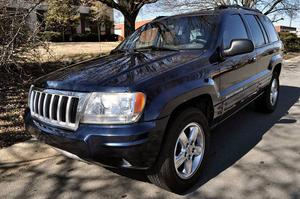Jeep Grand Cherokee Limited - Limited 4WD 4dr SUV