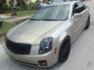Cadillac CTS - Base 4dr Sedan