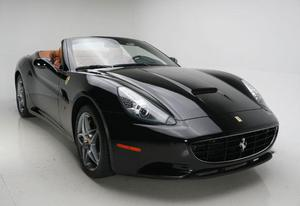 Ferrari California - 2dr Convertible