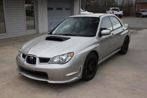 Subaru Impreza WRX - AWD WRX 4dr Sedan