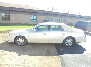 Cadillac DeVille - 4dr Sedan
