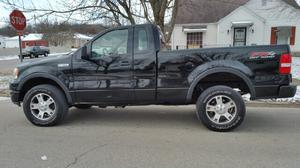 Ford F-150 FX4 - 4dr SuperCab FX4 4WD Styleside 5.5 ft.