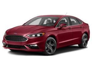 Ford Fusion SE - SE 4dr Sedan