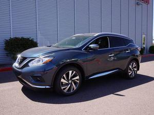 Nissan Murano Platinum - Platinum 4dr SUV