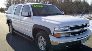 Chevrolet Suburban LT  - LT dr SUV 4WD