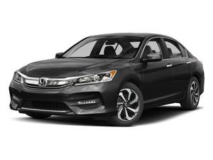Honda Accord EX - EX 4dr Sedan CVT