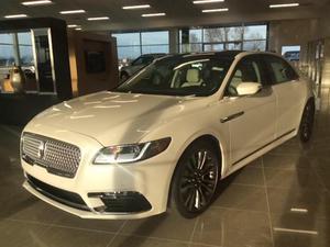 Lincoln Continental Reserve - Reserve 4dr Sedan
