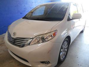 Toyota Sienna Limited 7-Passenger - Limited 7-Passenger