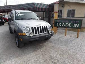 Jeep Liberty Renegade - Renegade 4dr SUV 4WD