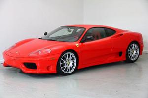 Ferrari 360 Challenge Stradale - 2dr Coupe
