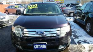 Ford Edge SEL - AWD SEL 4dr SUV