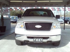 Ford F-150 FX4 - FX4 4dr SuperCab 4WD Styleside 5.5 ft.