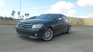 Mercedes-Benz C-Class C300 Sport - C300 Sport 4dr Sedan