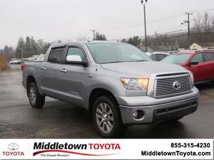 Toyota Tundra Limited - 4x4 Limited 4dr CrewMax Cab