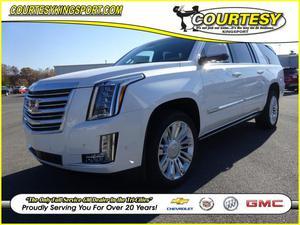 Cadillac Escalade ESV Platinum - 4x4 Platinum 4dr SUV
