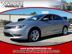 Chrysler 200 - LIMITED