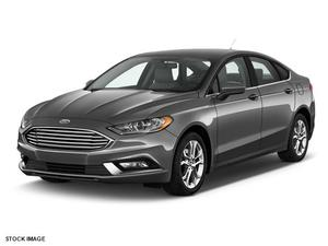 Ford Fusion SE - AWD SE 4dr Sedan