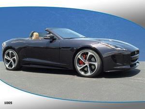 Jaguar F-TYPE R - AWD R 2dr Convertible
