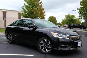 Honda Accord EX-L V6 - EX-L V6 4dr Sedan