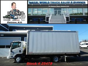 Isuzu NPR - Diesel Box Truck