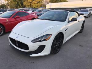 Maserati GranTurismo MC - MC 2dr Convertible
