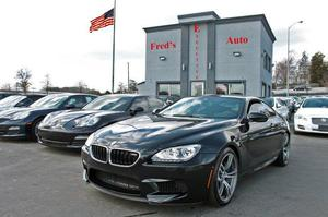 BMW M6 - 2dr Coupe