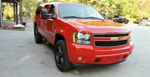 Chevrolet Suburban LT x4 LT dr SUV