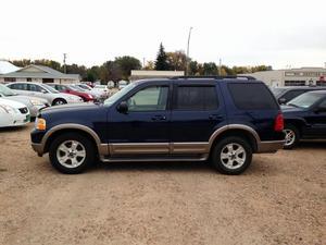 Ford Explorer Eddie Bauer - Eddie Bauer 4WD 4dr SUV