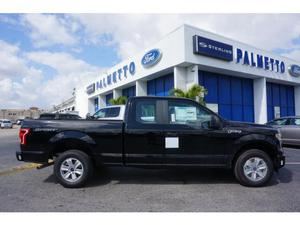 Ford F-150 XL - 4x2 XL 4dr SuperCab 6.5 ft. SB