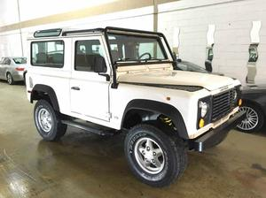 Land Rover Defender 90 - 2dr 90 4WD Convertible