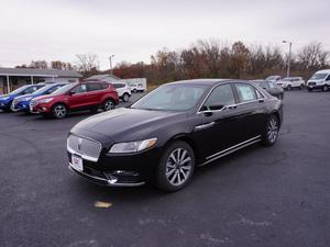 Lincoln Continental Livery - AWD Livery 4dr Sedan