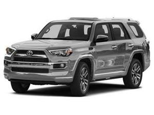 Toyota 4Runner Limited - AWD Limited 4dr SUV