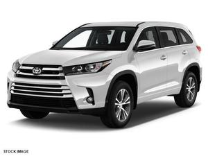Toyota Highlander - LE Plus V6