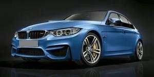 BMW M3 - 4dr Sedan
