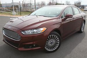 Ford Fusion Titanium - Titanium 4dr Sedan