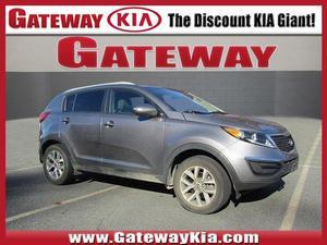 Kia Sportage LX - AWD LX 4dr SUV