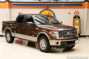 Ford F-150 King Ranch 4x4
