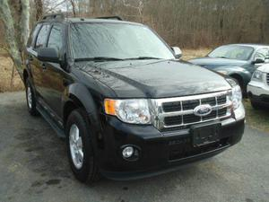 Ford Escape XLT - AWD XLT 4dr SUV