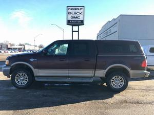 Ford F-150 King Ranch - 4dr SuperCrew King Ranch 4WD